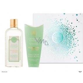 Erbario Toscano Tuscan spring shower gel 25 0ml + nourishing hand cream 100 ml, Luxury cosmetic set
