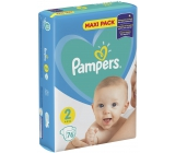 PAMPERS Maxi Pack 2 4-8kg 76pcs 0574