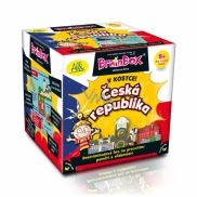 Albi In a nutshell! Czech Republic A 10-minute memory and knowledge practice game for children age: 8+