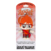 Albi Guardian Angel - School talisman pendant 8.5 cm
