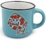 Nekupto Mini mug Let it float 80 ml 009