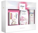 Dove kaz.Glowing Ritual SG250 + Antiper.150 + toilet soap100g 8958