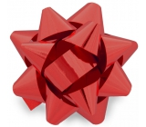 Nekupto Starfish medium metal red 6.5 cm HX 127 30
