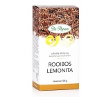 Dr. Popov Rooibos lemonita tea with stimulating effects and great taste 100 g