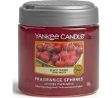 Yankee Candle Black Cherry - Ripe cherries Spheres fragrant pearls neutralize odors and refresh small spaces 170 g