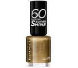 Rimmel London 60 Seconds Super Shine Nail Polish nail polish 820 Craycray 8 ml