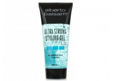 Alberto Balsam Ultra Strong styling hair gel 200 ml
