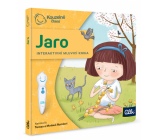 Albi Magical reading interactive mini-book Spring for children from 2 years