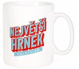 Albi Megahrnek XXL The largest mug in the office 850 ml