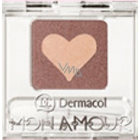 Dermacol Mon Amour 03 Duo Eyeshadow 2.2 g