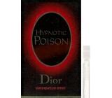 Christian Dior Hypnotic Poison toaletní voda pro ženy 1 ml s rozprašovačem, Vialka