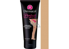 Dermacol Perfect waterproof beautifying body make-up shade Caramel 100 ml