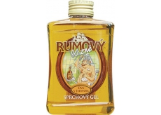Bohemia Gifts & Cosmetics Rum cosmetics Rum bath shower gel with the scent of rum 300 ml