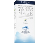 Lumene Ultra Sensitive Moisturizing & Calming Mask Soothing and Hydration Mask for Very Sensitive Skin 75 ml