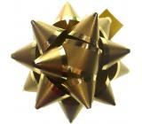 Nekupto Starfish medium luxury gold, gold strip 6.5 cm
