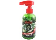 Marvel Avengers Hulk tekuté mýdlo na ruce se zvuky 250 ml