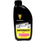 Coyote Antifreeze G12 D / F Concentrated antifreeze for car radiators 1 l