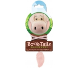 If Book Tails Bookmarks Bookmark Piglet 90 x 65 x 210 mm