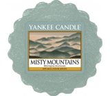 Yankee Candle Misty Mountains - Misty Mountains fragrant wax in aromalamp 22 g