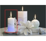 Lima Magic Artic Candle Cylinder 60 x 120 mm 1 Piece