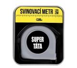 Albi Tape measure Super Dad, length 2 m