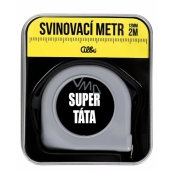 Albi Tape measure Super dad, length 2 m
