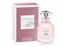 Coach Dreams perfumed water for women 4.5 ml, Miniature