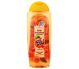 Bohemia Gifts & Cosmetics Kids Meruňka vlasový šampon 300 ml