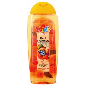 Bohemia Gifts & Cosmetics Kids Apricot Hair Shampoo 300 ml