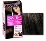Loreal Paris Casting Creme Gloss Hair Color 400 Dark Chestnut