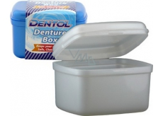 Dentol Denture Box box for artificial teeth 1 piece