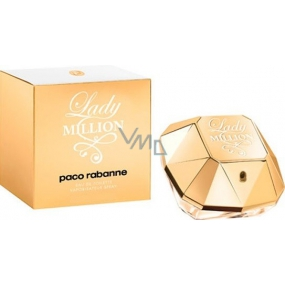 Paco Rabanne Lady Million eau de toilette for women 80 ml