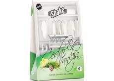 Shake Fragrance Closet Sachets Cedar & Vanilla vonné sáčky do skříně 3 kusy