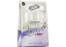 Shake Fragrance Closet Sachets Lavender vonné sáčky do skříně 3 kusy