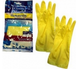 Clanax Standard Gloves latex S-7 small 1 pair