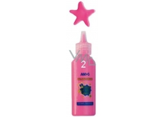 Amos Colors for glass glowing in the dark 2 pink 22 ml