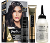 Loreal Paris Préférence hair color 3.0 Brasilia Light maroon