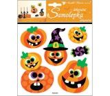 Room Decor Stickers Halloween pumpkin 23 x 18 cm