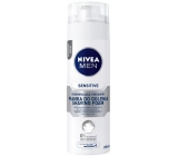 Nivea Shaving Foam 200ml Sensitive Recovery 4759
