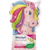 Tetesept Unicorn bath foam for children 40 ml
