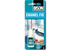 Bison Enamel Fix cold enamel for repair and damage 20 ml