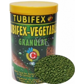 TUBIFEX Vegetable Granulat 125ml for Fish 1093