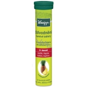 Kneipp Effervescent tablets for dehydration, a refreshing drink with a pineapple taste 20 tablets