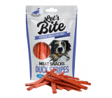 Brit Lets Bite Duck meat strips 80 g