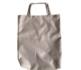 Beige shopping bag with tube 42.5 x 33 x 6 cm 9940