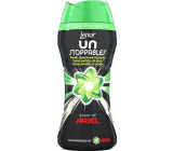 Lenor Unstoppables Scent of Ariel fragrant beads for the washing machine give the laundry an intense fresh scent until the next wash 140 g