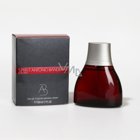 Antonio Banderas Spirit for Men toaletní voda 50 ml
