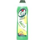 Cif Lemon on a 500 ml bottle