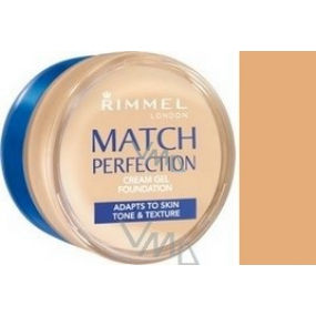 Rimmel London Match Perfection Cream Makeup 303 True Nude 18 ml