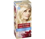 Garnier Color Sensation barva na vlasy 110 Superzesvětlující přírodní blond